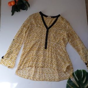 Anthropologie Vanessa Virginia Blouse